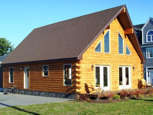 Modular Home Chalet Homes Maine