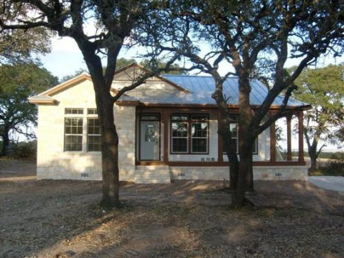 Modular Home Homes Hill Country Texas