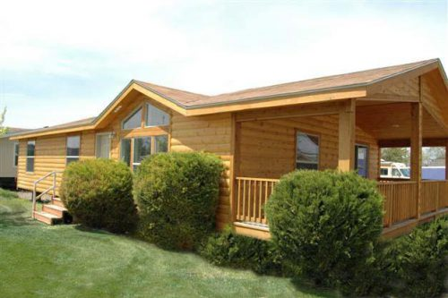 Modular Home Homes Vinyl Log Siding