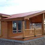 Modular Home Log Cabin