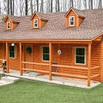 Modular Hunting Cabins Log Hunging Upstate New York