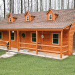 Modular Log Cabins Like This Can Very Cost Effective Sometimes