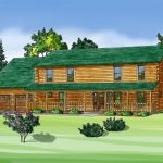 Modular Log Home Builders Homes