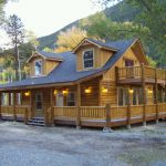Modular Log Home Days Ultimate Cabin The Woods Pint
