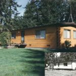 Modulog Can Make Your Mobile Home Look Like Cabin
