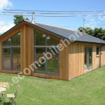 New Lodge Cedar Clad Garden Residential Standards