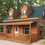 New Log Cabin Mobile Home Homes Ideas