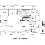 New Mobile Home Floor Plans Catalog