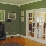 New Modular Home Maine Interior French Doors Flickr