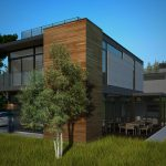 Nexterra And Livinghomes Establish Eco Enclave Toronto Bec Green