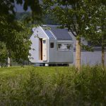 Off The Grid One Person Mobile Home Design Business