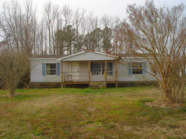 Old County Home Rocky Mount North Carolina Foreclosed