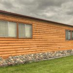 Old Single Wide Mobile Home