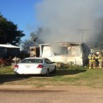 One Dead Following Lubbock County Mobile Home Fire Story