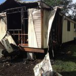 One Injured Plant City Mobile Home Fire Tbo And The Tampa