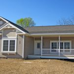 One Level Modular Home Jonesborough Customsmart Homes