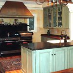 Painting Mobile Home Kitchen Cabinets Refinishing Fake Wood