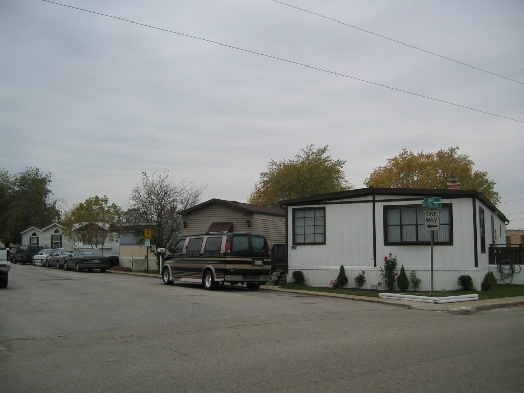 Park City Mobile Homes Noll And Ruth Willcox Picture