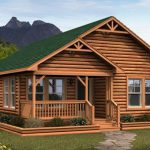 Pics Log Cabin Mobile Homes