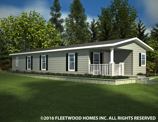 Pioneer Affordable Homes Crownpointe Xtreme Fleetwood