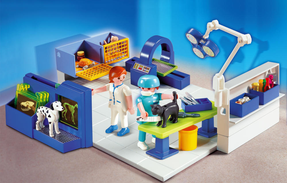 Playmobil Vet Operating Room Product Ref Brand Rrp
