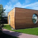 Pod Homes Exterior Design Modular Home