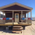 Porch Beds Square Feet Mobile Home For Sale Paso