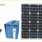 Portable Home Solar Power System How Your