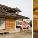 Post And Beam Systems This Prefab Kit Offers Prefabricated