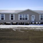 Prairie Bluffs Manufactured Home Community Minot New Lots Being