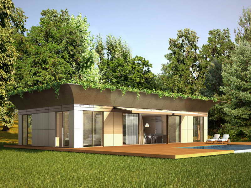 Prefab Homes Kits Green Housing Paints And Varnishes