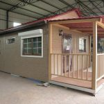 Quality Mobile Eco Modular Homes Modern Storage Container House For