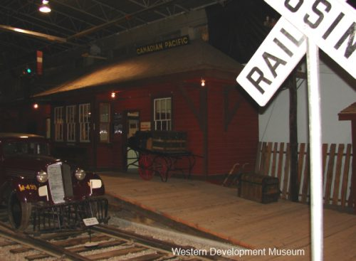 Rail Gallery Moose Jaw Western Development Museum