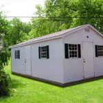 Ranch Sheds Archives Portable Buildings Inc Milford