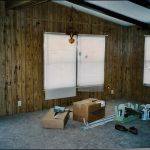 Removing Fake Beams Manufactured Home Ceilings
