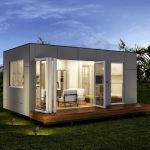 Rennes One Bedroom Granny Flats Modular Home Modern Brisbane