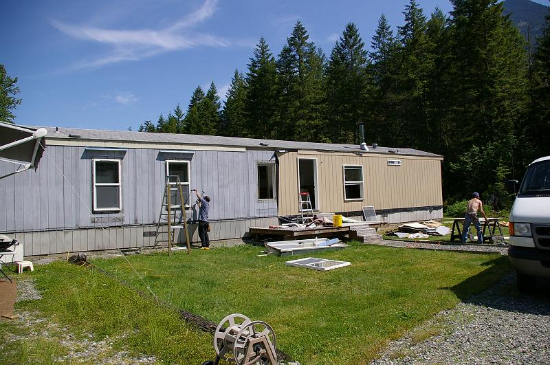 Renovation The Mobile Home
