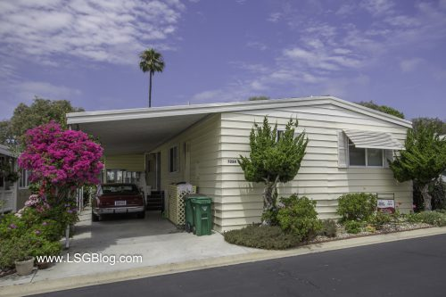 Rental Home Carlsbad Lakeshore Gardens Mobile Living