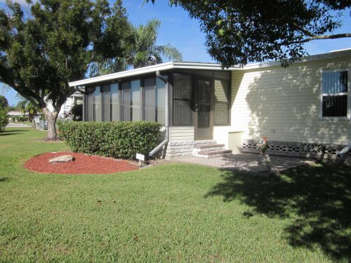 Retirement Living Jacobsen Mobile Home For Sale Lakeland