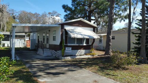 Retirement Living Manufactured Home For Sale Tampa