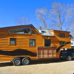 River Runs Through Custom Gooseneck Tiny House