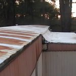 Roofing Installation Gallery Mobile Home Solutions