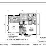 Rosedale Midwest Modular Homes
