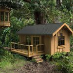 Rustically Awesome Small Cabin The Woods