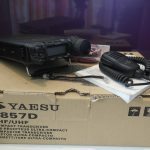 Second Hand Yaesu Vhf Uhf Multi Band Mobile Transceiver