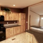 Sectional Mobile Home Floor Plan The Spring View Select