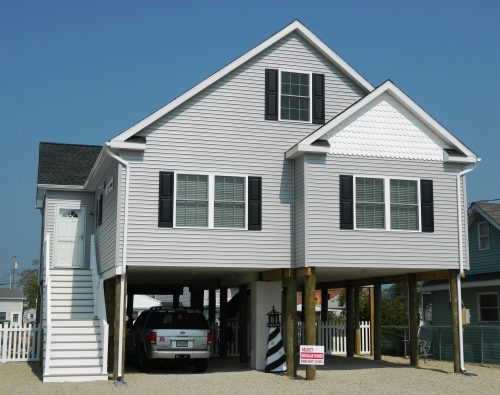 Select Modular Homes Custom New Jersey Rebuild