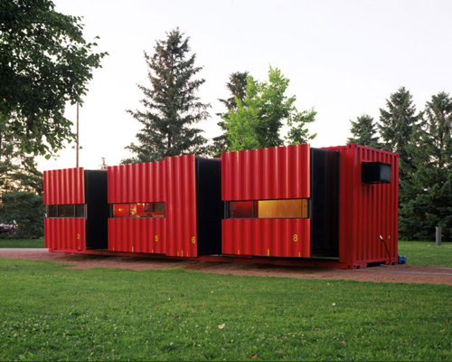 Shipping Container Homes Mobile Home