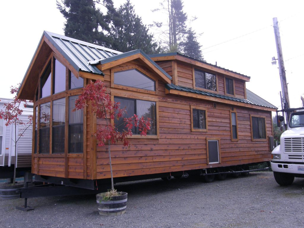 Skip The Trailer Tiny Houses Built Foundations House