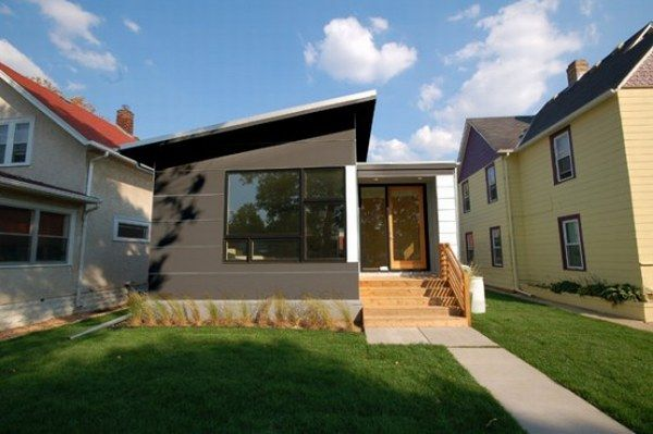 Small And Contemporary Prefab Homes